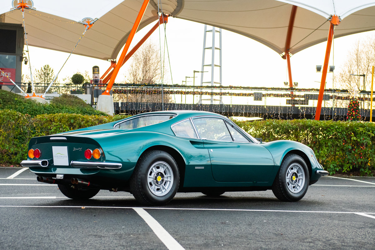 1972 Ferrari Dino 246 GT - Recently Restored For Sale (picture 3 of 12)