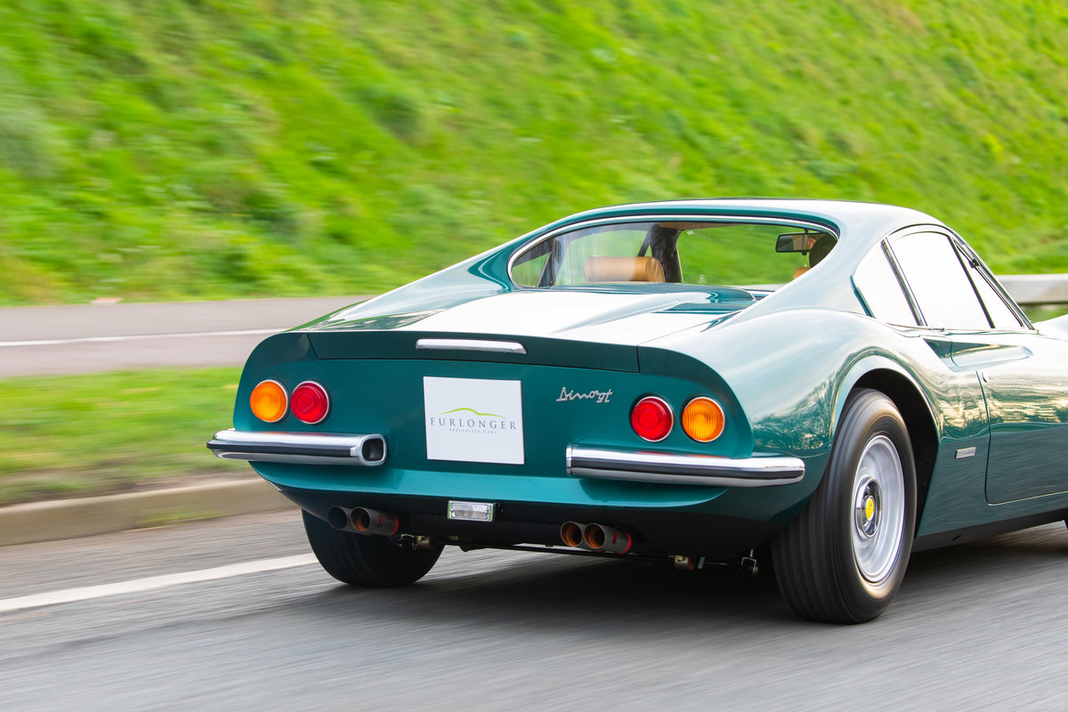 1972 Ferrari Dino 246 GT - Recently Restored For Sale (picture 4 of 12)