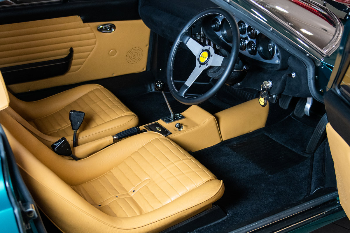 1972 Ferrari Dino 246 GT - Recently Restored For Sale (picture 6 of 12)