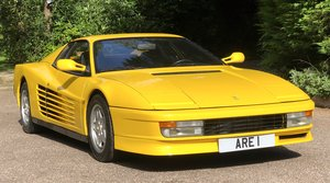 Picture of 1991 FERRARI TESTAROSSA  LHD  only 19k miles For Sale