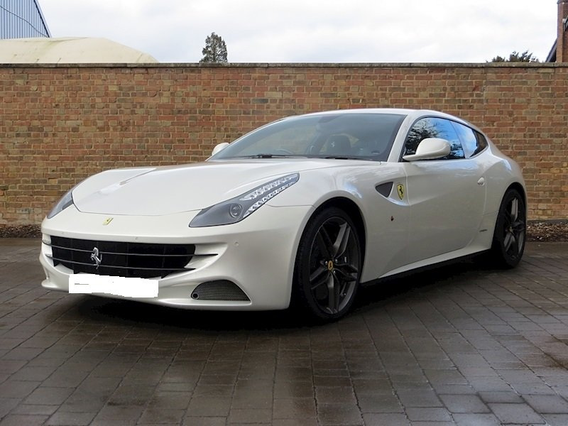2015 FERRARI FF - 24K - LIST PRICE £286,780 - BREATHAKING SOLD (picture 1 of 12)