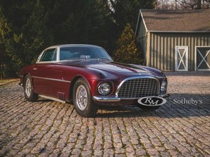 Picture of 1954 Ferrari 375 America Coupe by Vignale For Sale by Auction
