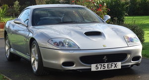 Picture of 2002 Ferrari 575M Maranello For Sale