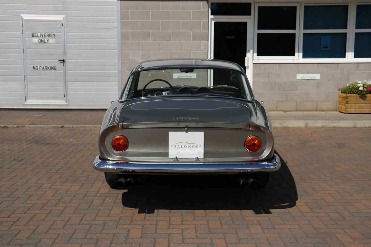 1963 Ferrari 250 Lusso - Matching Numbers For Sale (picture 11 of 12)