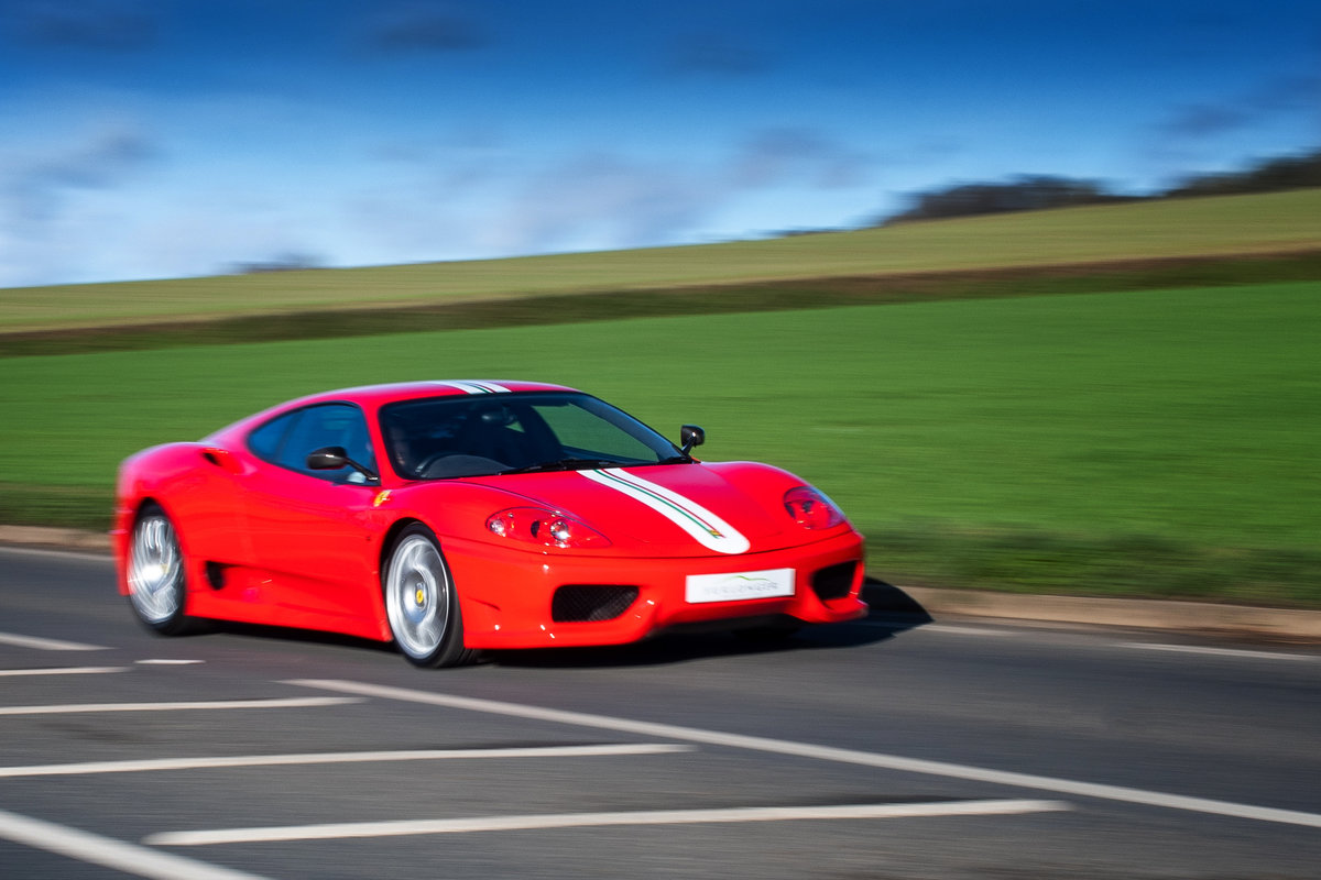 2004 Ferrari 360 Challenge Stradale - Just serviced with cambelts For Sale (picture 1 of 11)