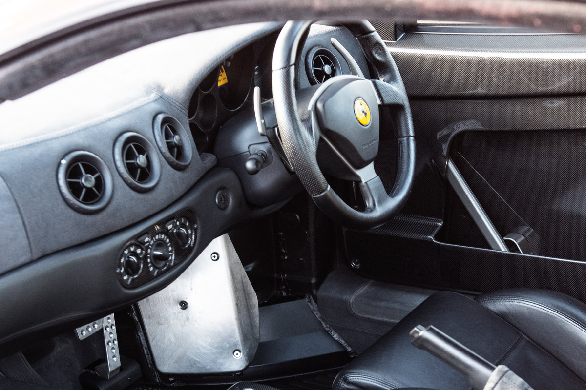 2004 Ferrari 360 Challenge Stradale - Just serviced with cambelts For Sale (picture 7 of 11)