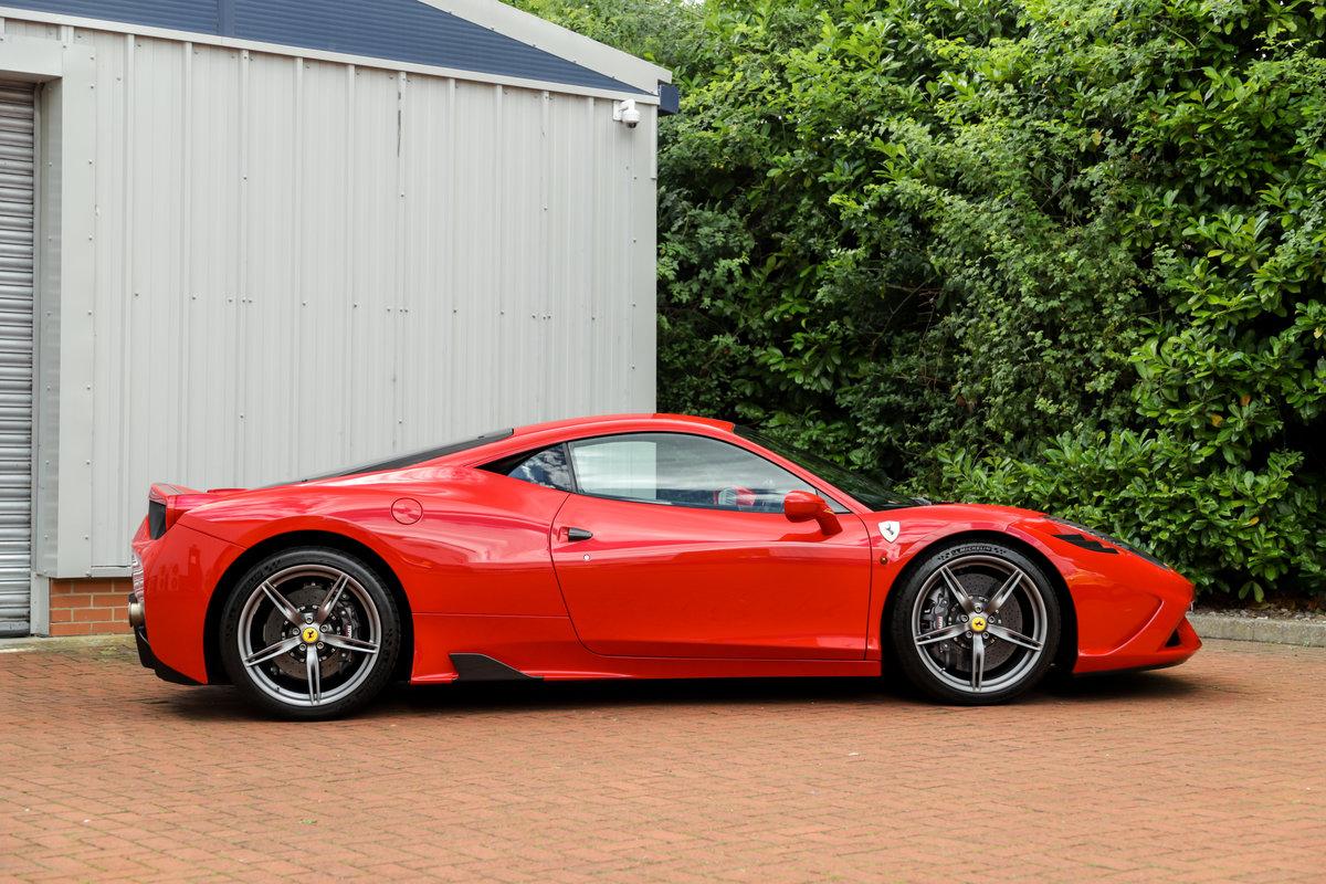2015 Ferrari 458 Speciale - Ferrari Warranty Until July 2022 For Sale (picture 2 of 25)