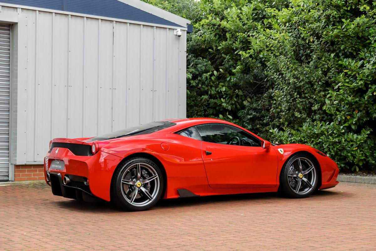 2015 Ferrari 458 Speciale - Ferrari Warranty Until July 2022 For Sale (picture 3 of 25)