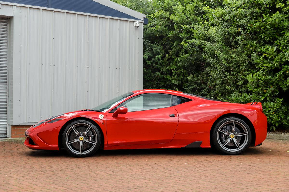 2015 Ferrari 458 Speciale - Ferrari Warranty Until July 2022 For Sale (picture 6 of 25)