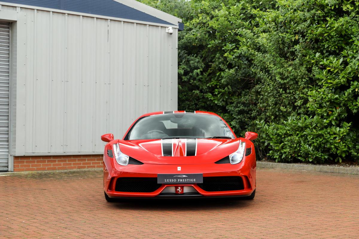 2015 Ferrari 458 Speciale - Ferrari Warranty Until July 2022 For Sale (picture 8 of 25)