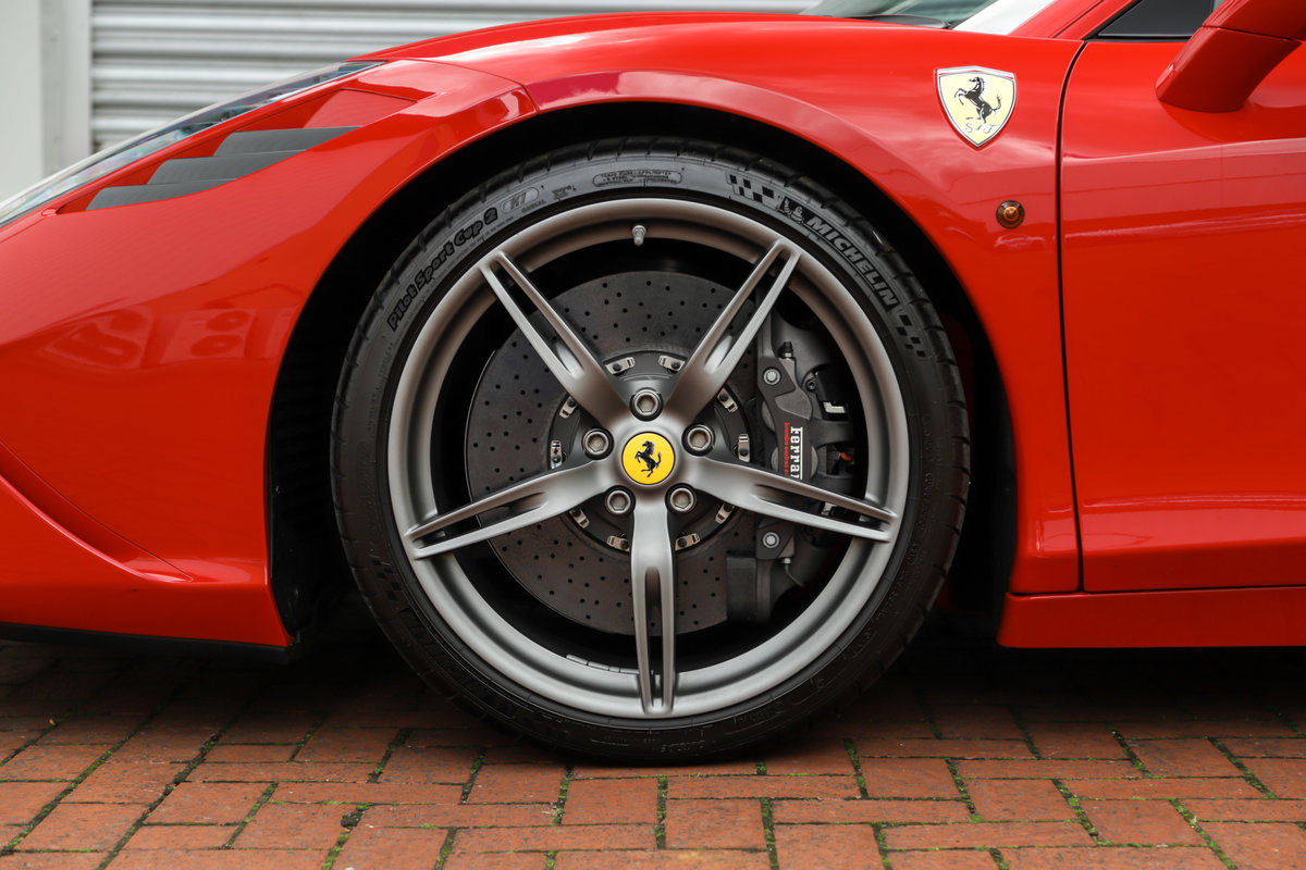 2015 Ferrari 458 Speciale - Ferrari Warranty Until July 2022 For Sale (picture 9 of 25)