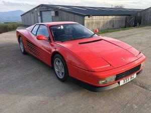 Picture of 1986 Ferrari F110 Testarossa For Sale