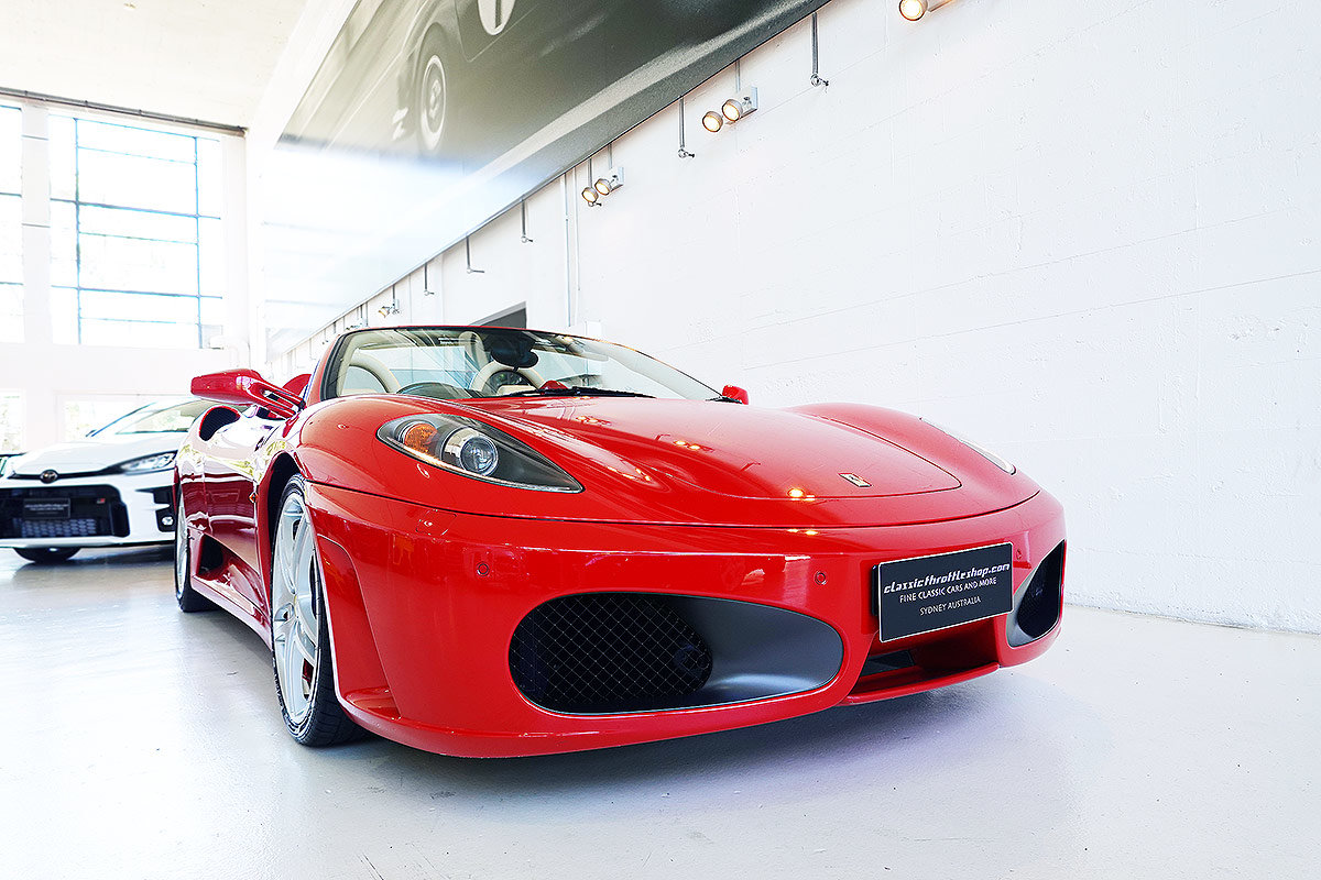 2008 AUS delivered F430, stunning, only 8,618 kms, books For Sale (picture 1 of 12)