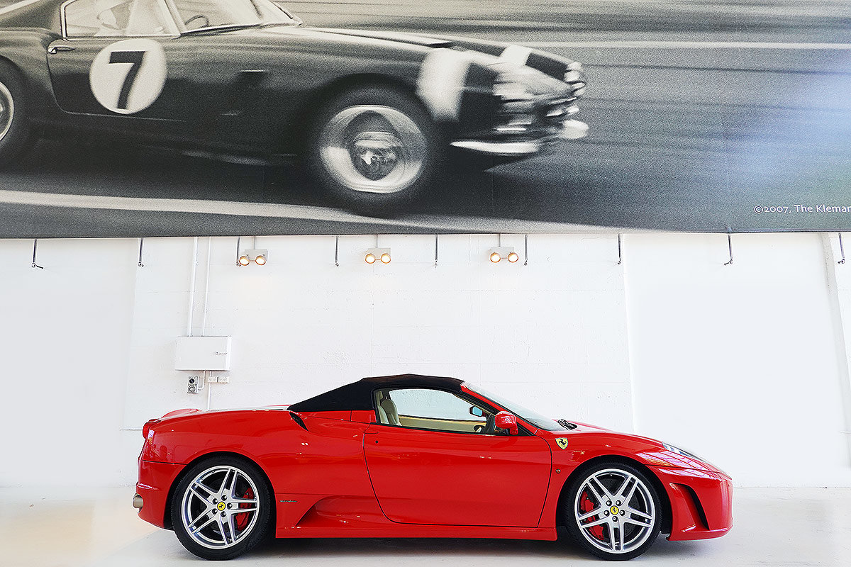 2008 AUS delivered F430, stunning, only 8,618 kms, books For Sale (picture 4 of 12)