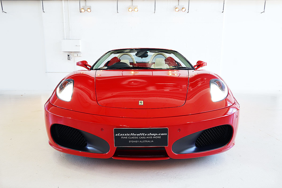 2008 AUS delivered F430, stunning, only 8,618 kms, books For Sale (picture 5 of 12)