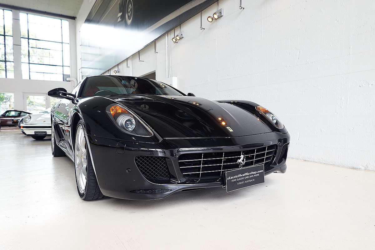 2008 AUS del. 599 GTB, only 9,629 kms, books, immaculate For Sale (picture 1 of 12)
