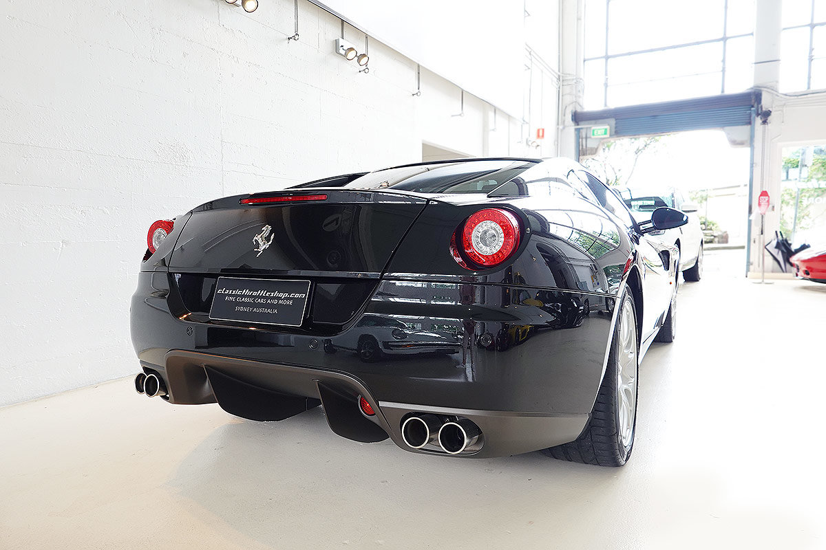 2008 AUS del. 599 GTB, only 9,629 kms, books, immaculate For Sale (picture 2 of 12)