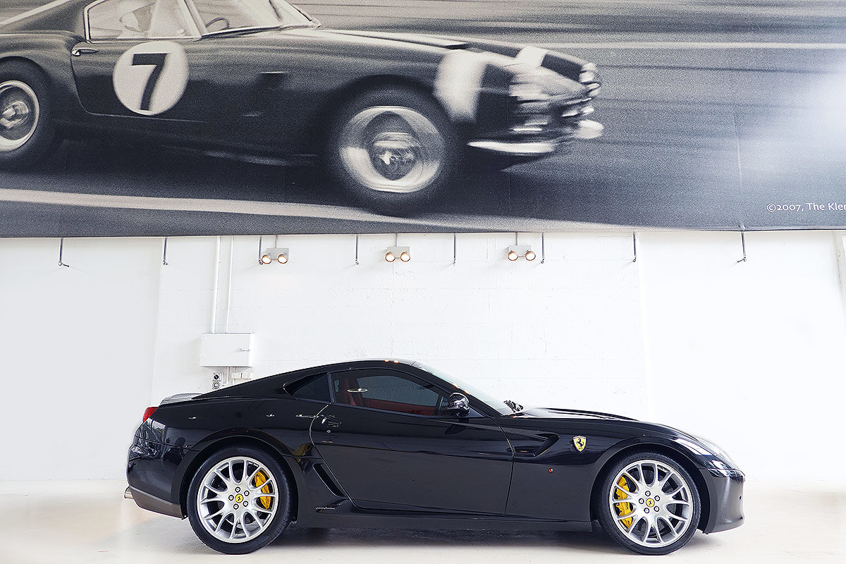 2008 AUS del. 599 GTB, only 9,629 kms, books, immaculate For Sale (picture 3 of 12)