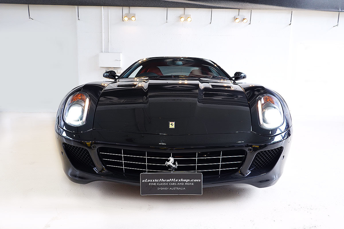 2008 AUS del. 599 GTB, only 9,629 kms, books, immaculate For Sale (picture 4 of 12)