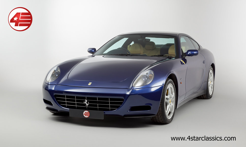 2005 Ferrari 612 Scaglietti F1A /// 40k Miles For Sale (picture 1 of 12)