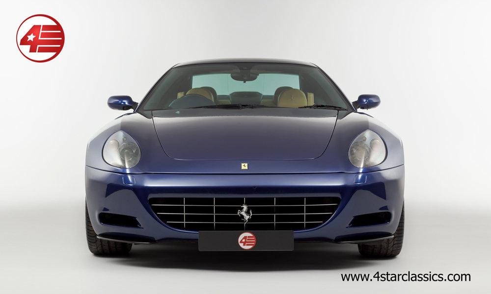 2005 Ferrari 612 Scaglietti F1A /// 40k Miles For Sale (picture 2 of 12)