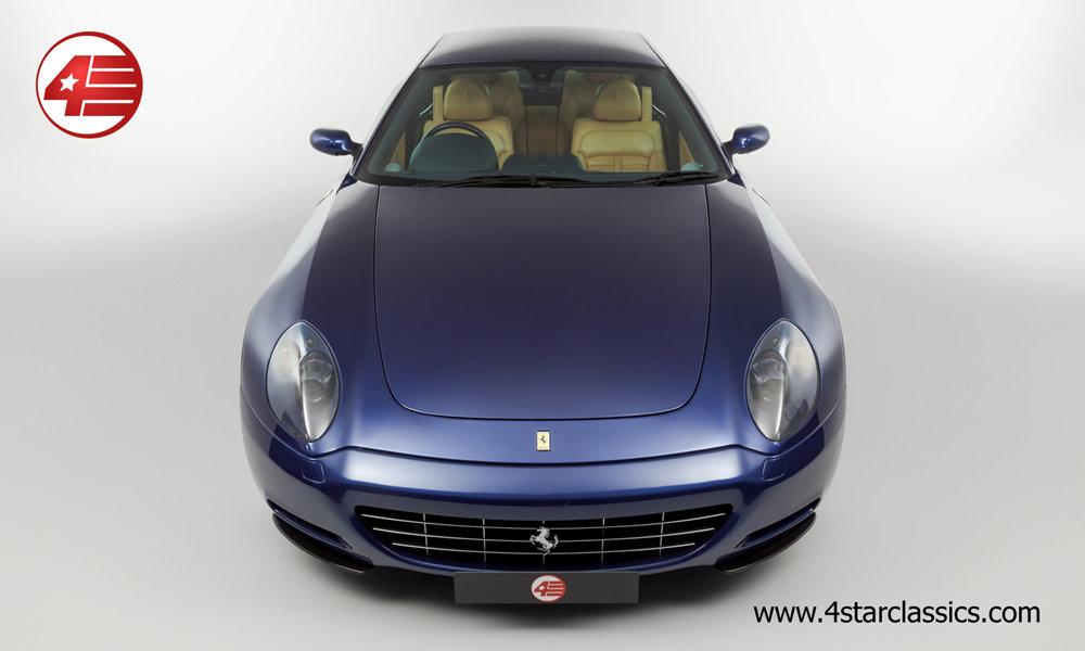 2005 Ferrari 612 Scaglietti F1A /// 40k Miles For Sale (picture 3 of 12)