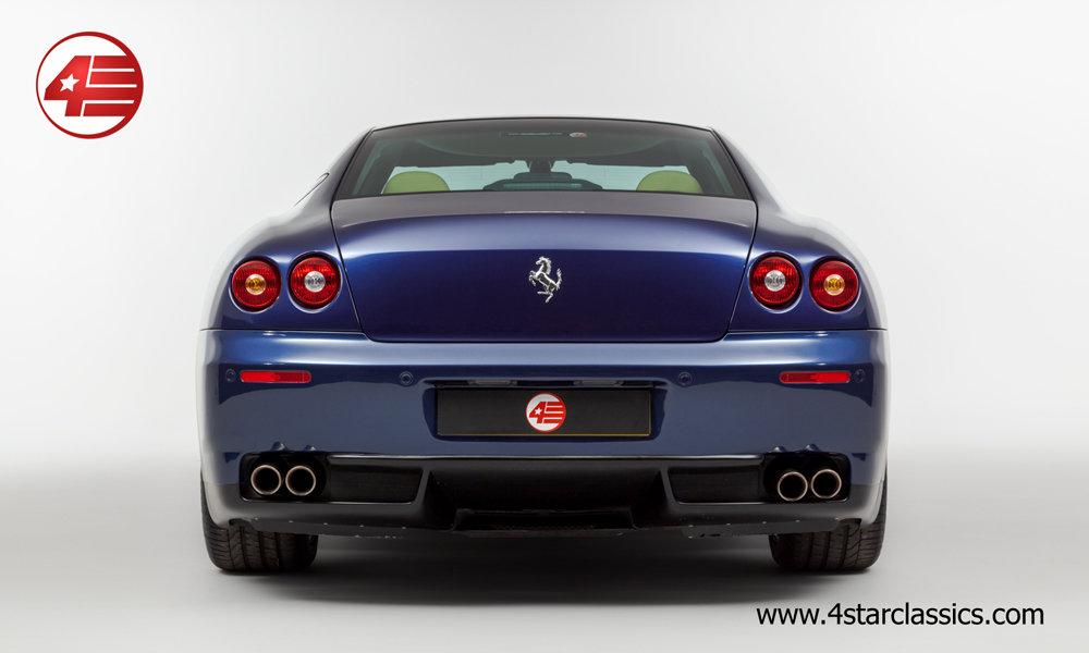 2005 Ferrari 612 Scaglietti F1A /// 40k Miles For Sale (picture 6 of 12)