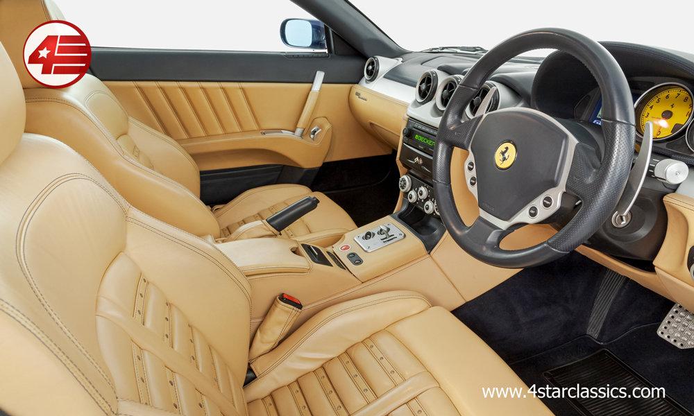 2005 Ferrari 612 Scaglietti F1A /// 40k Miles For Sale (picture 10 of 12)