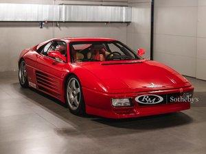 Picture of 1994 Ferrari 348 GT Michelotto Competizione  For Sale by Auction