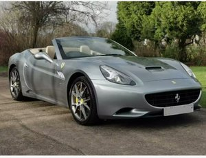 Ferrari California UK RHD