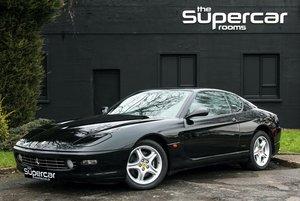 Picture of Ferrari 456M GTA - Modificato - 1998 - Dark Grey Leather For Sale