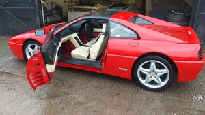 Picture of 1991 FEARRARI 348 TS  ROSSO CREMA  ...... STUNNING CAR For Sale