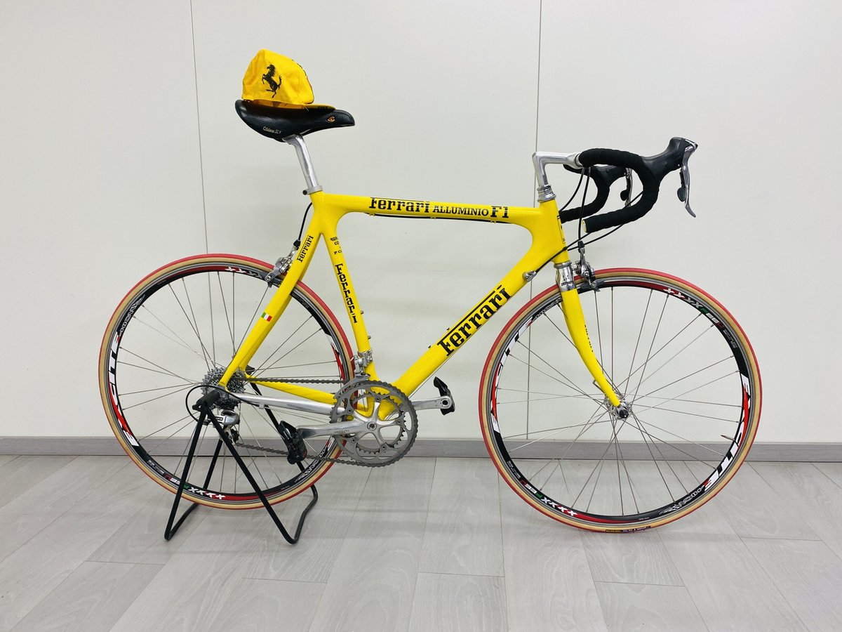 1985 Ferrari Coppi Bicycle For Sale (picture 1 of 12)