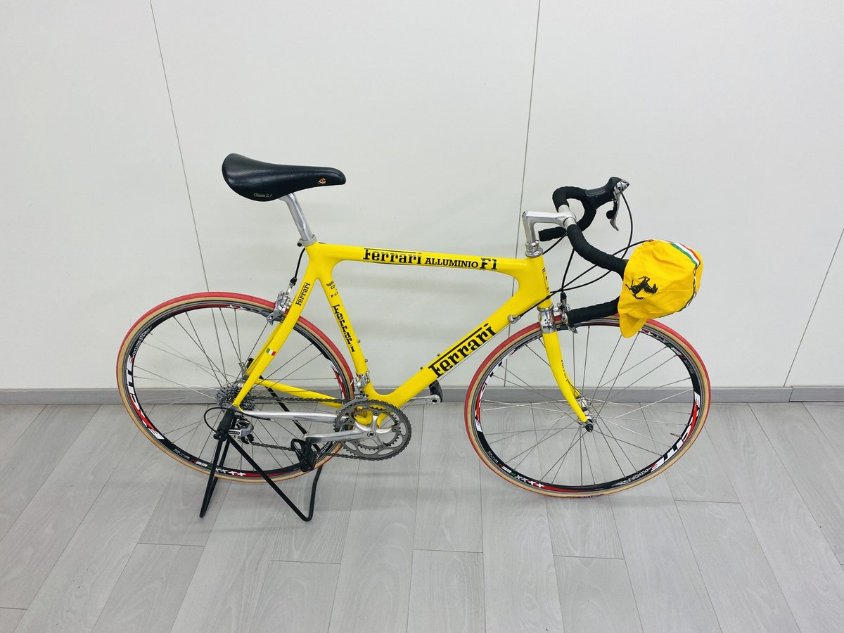1985 Ferrari Coppi Bicycle For Sale (picture 2 of 12)