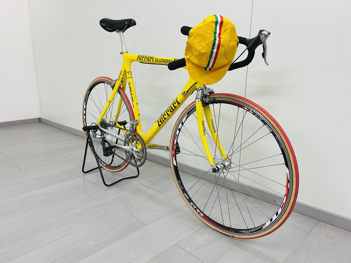 1985 Ferrari Coppi Bicycle For Sale (picture 3 of 12)
