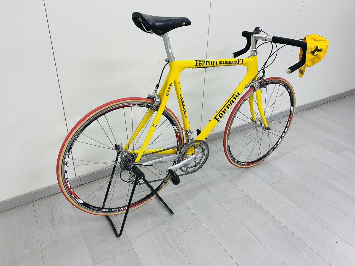 1985 Ferrari Coppi Bicycle For Sale (picture 4 of 12)