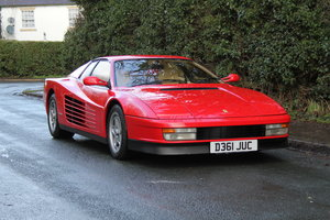 Picture of 1987 Ferrari Testrossa, UK RHD Italian Supercar Icon