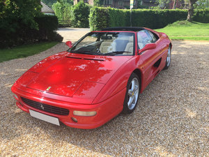 Picture of 1997 Ferrari 355 GTS manual For Sale