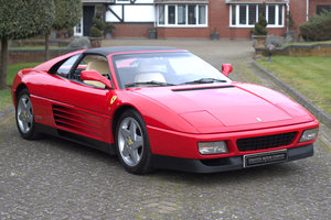 Picture of 1992 Ferrari 348 TS manual gearbox One owner with low miles SOLD