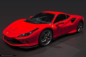 Picture of 2021 Physical Ferrari F8 Tributo inc Lifting and Parking Cameras For Sale