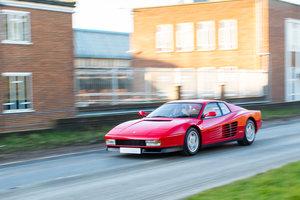 Picture of 1991 Ferrari Testarossa (Concours Winner) For Sale