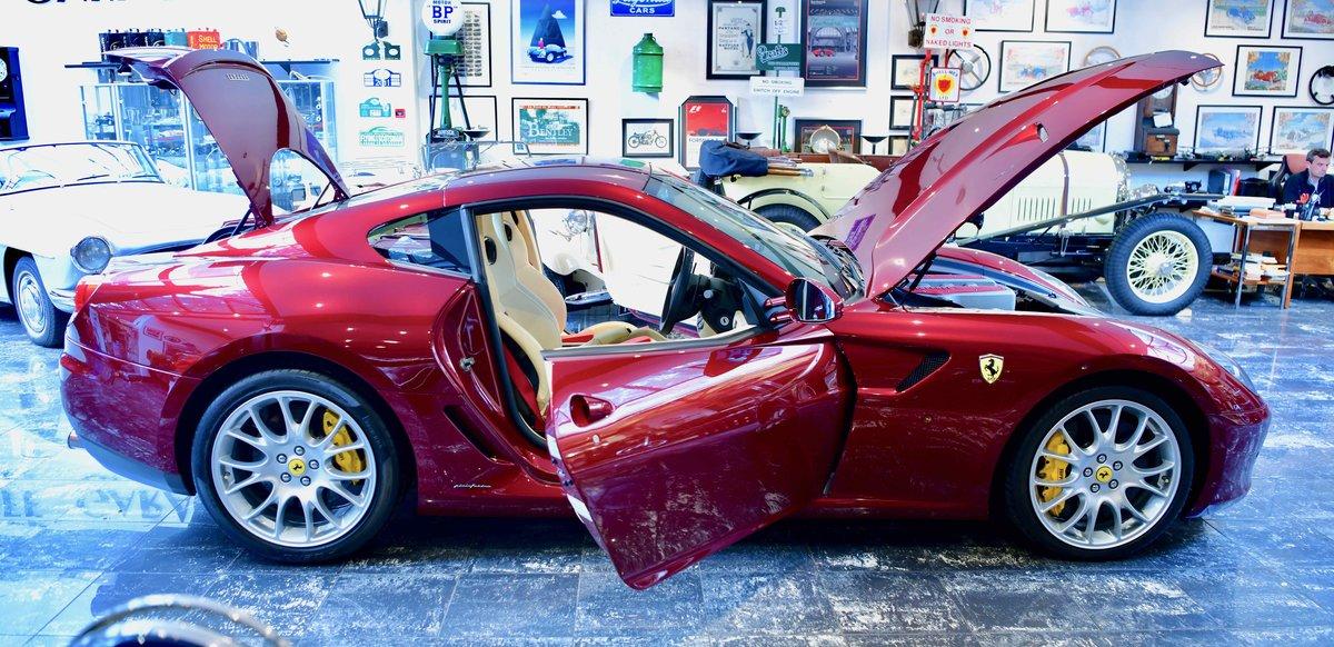 2009 FERRARI 599 6.0 F1 GTB FIORANO For Sale (picture 6 of 12)
