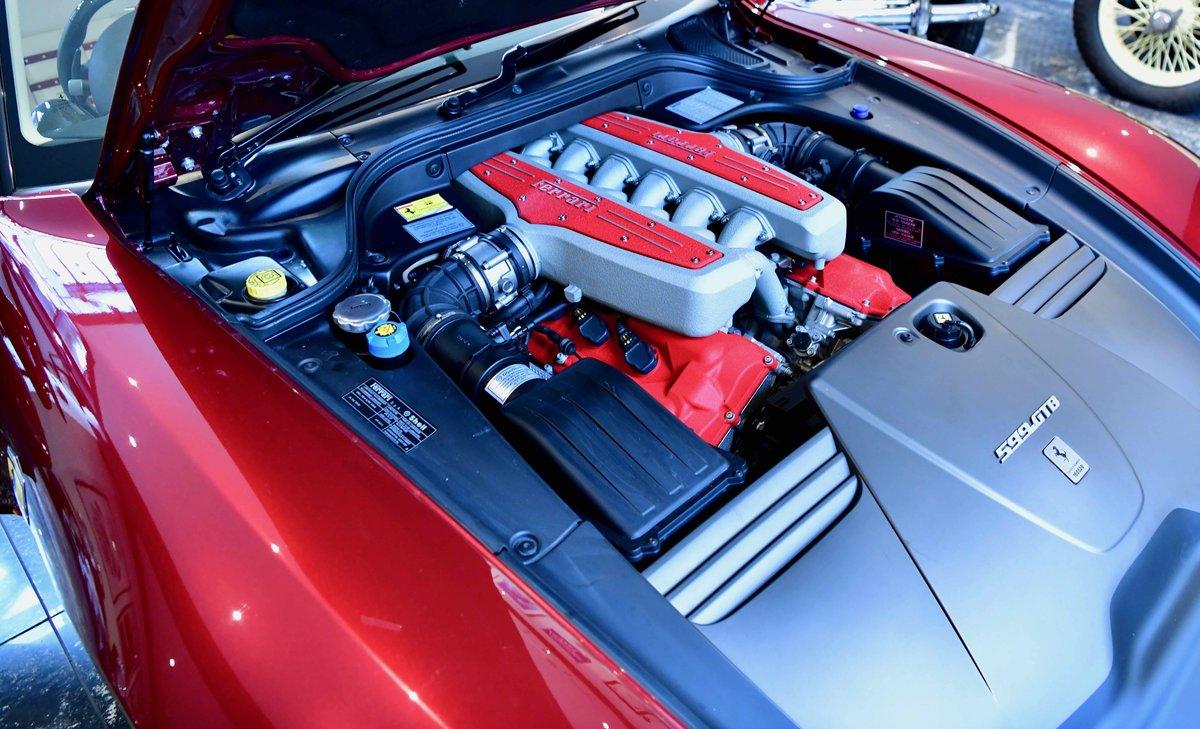2009 FERRARI 599 6.0 F1 GTB FIORANO For Sale (picture 7 of 12)