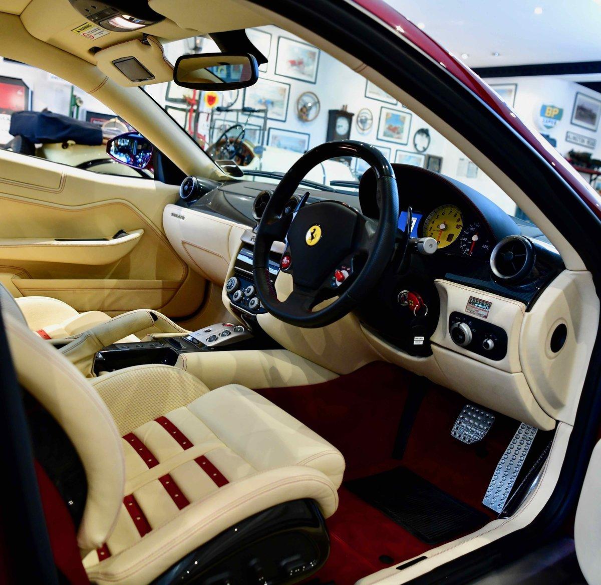 2009 FERRARI 599 6.0 F1 GTB FIORANO For Sale (picture 10 of 12)