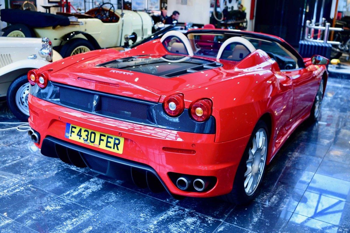 2008 FERRARI F430 4.3 ( 490BHP ) SEMI-A F1 For Sale (picture 5 of 12)