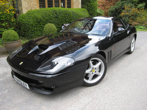 Picture of 2001 SOLD -ANOTHER REQUIRED Ferrari 550 Maranello For Sale