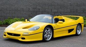Picture of 1997 Ferrari F50 SuperCar Euro Spec For Sale