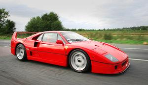 Picture of 1991 Ferrari F40 SuperCar Euro Spec For Sale