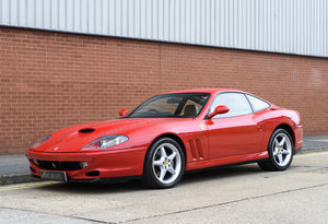 Picture of 1999 Ferrari 550 Maranello (RHD) For Sale