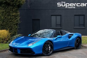 Picture of Ferrari 488 Spider - 3K Miles - 2018 - £282K List For Sale